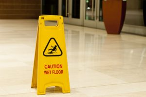 Slip and Fall: Do I have a Legal Claim?